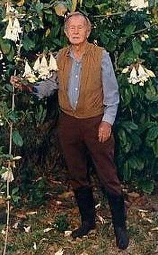 Paul Phypers Sr. started Happiness Farms Caladiums